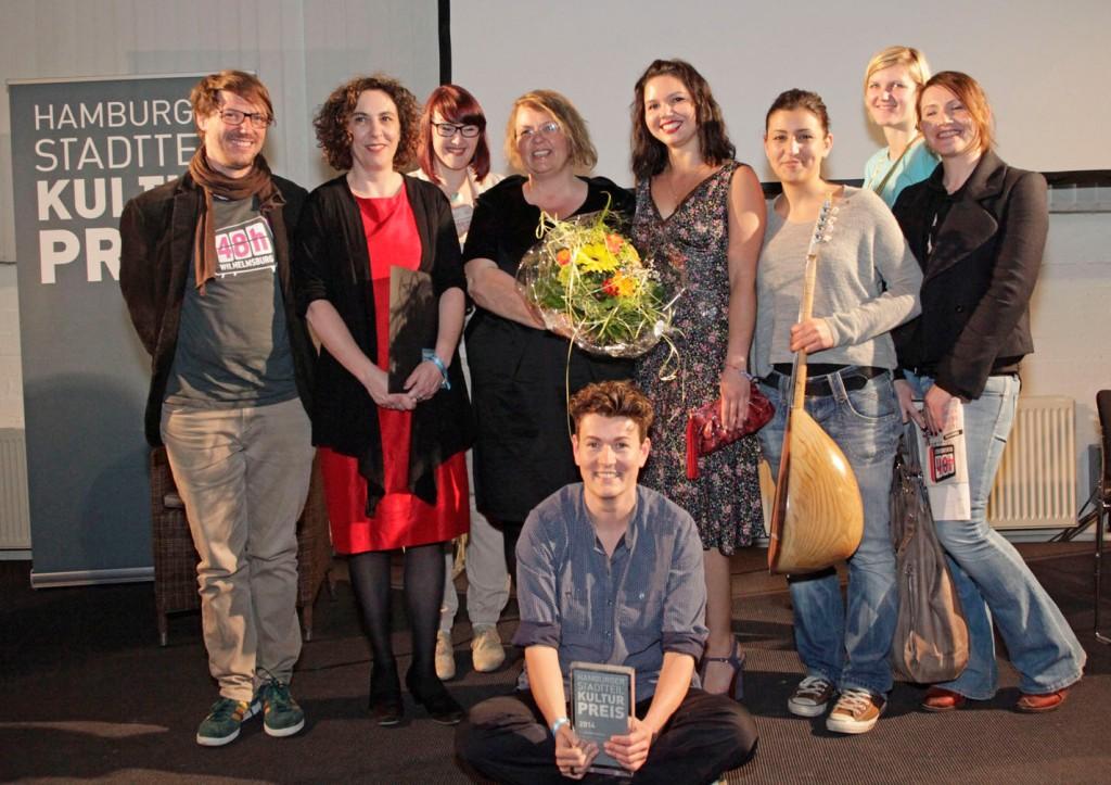 Preisträger Stadtteilkulturpreis 2014: 48h Wilhelmsburg