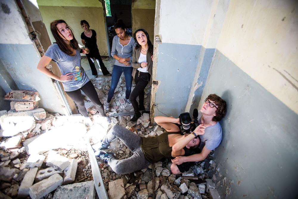 Kulturelle Bildung in allen Lagen, Foto: Marcin Oliva Soto