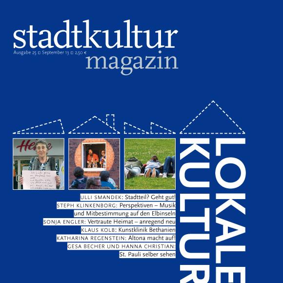 stadtkultur magazin Nr. 25