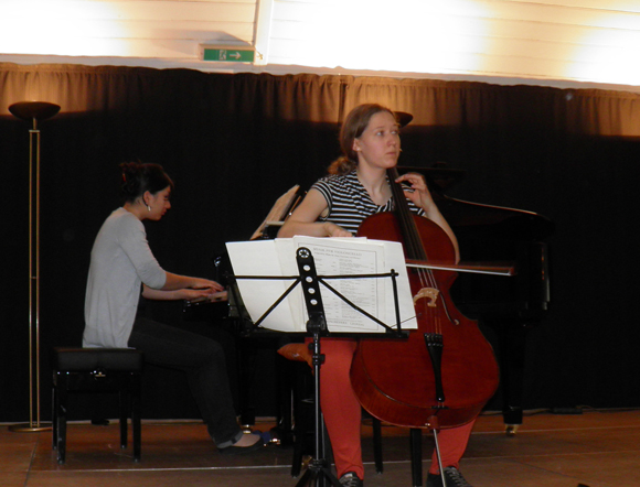 TONALi-Konzert im Sasel-Haus, Foto: Friedemann Boltes