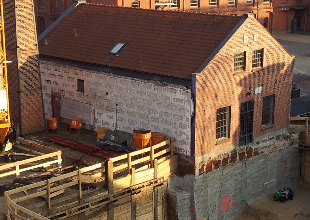 Mehr Raum für Stadtteilkultur: Ausbau der Zinnschmelze, Foto: Dorothee Puschmann