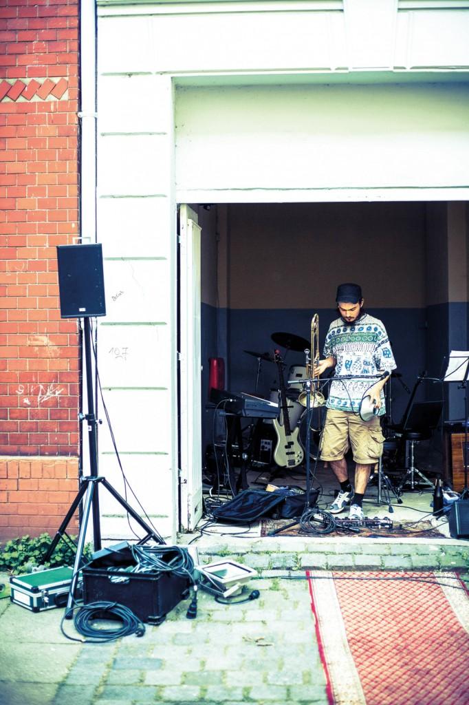 Musik für Alle von Allen: Elbinselmusikfestival 48h Wilhelmsburg, Fotos: Jo Larsson, www.jolarsson.com