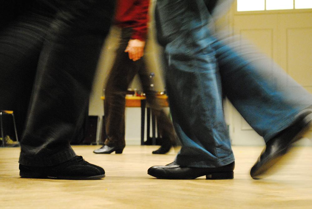 Im HausDrei werden die Tanzbeine geschwungen, Foto: HausDrei