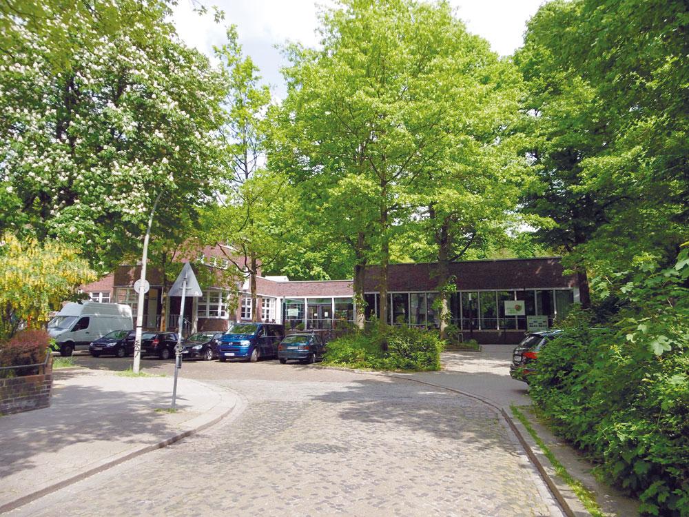 Nachher (2017), Foto: Bürgerhaus Barmbek