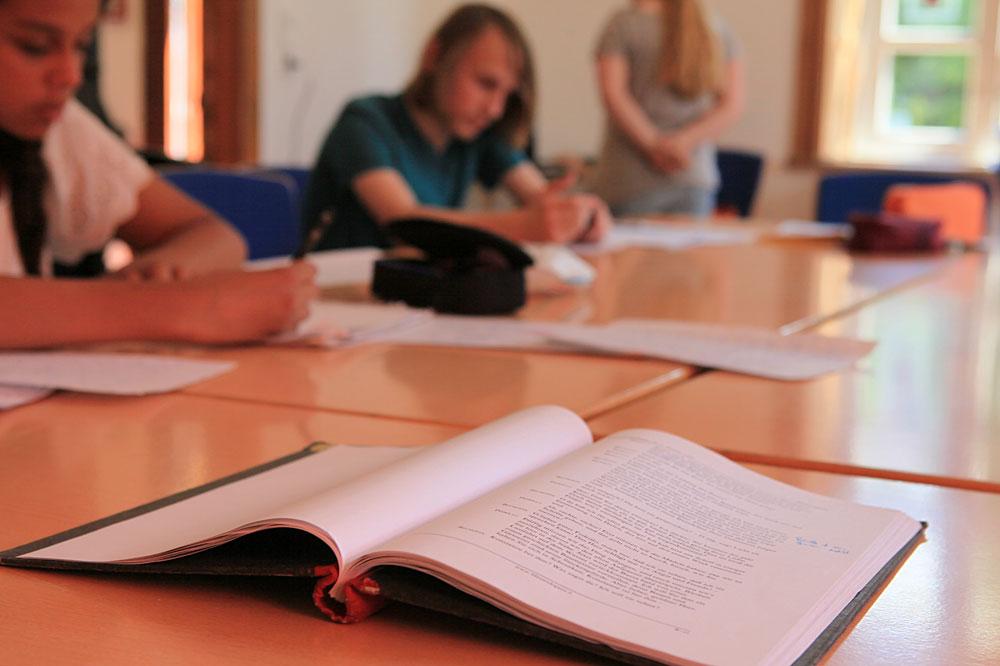 Schreibworkshop im Brakula, Foto: Kjell Kunde