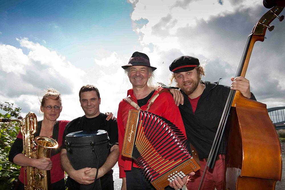 Ulrich Kodjo Wendt & Band / elbdeich e.V. , Foto: Stephan Wendt