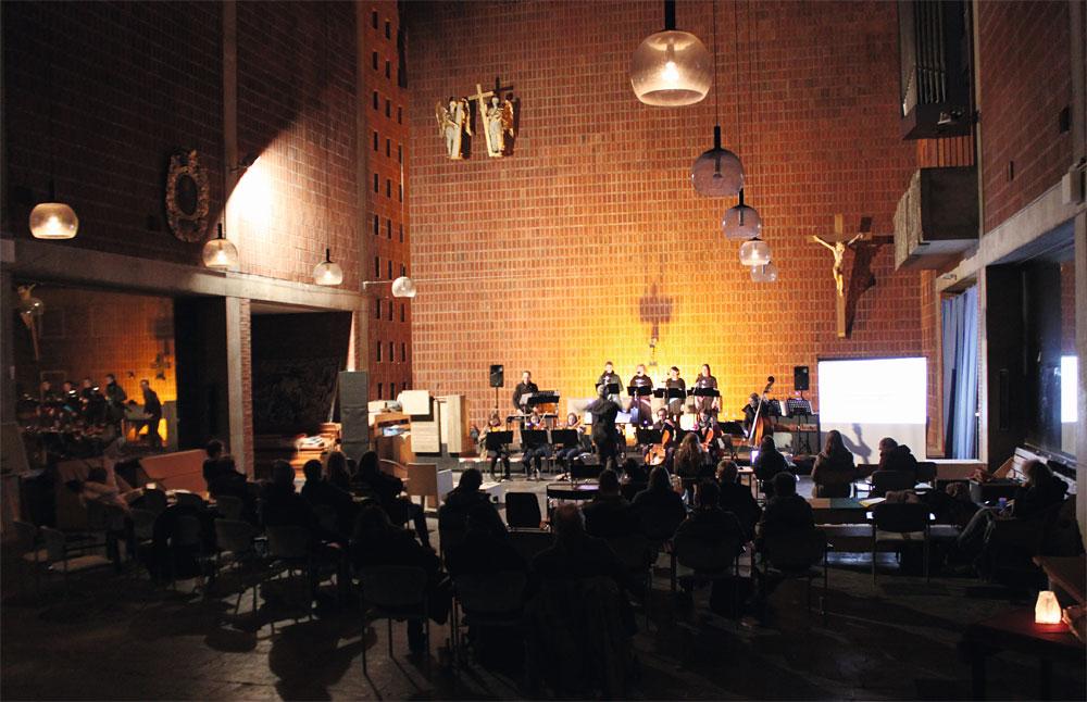 Minimal music-Projekt in der 3falt, Foto: Sabine Schnell